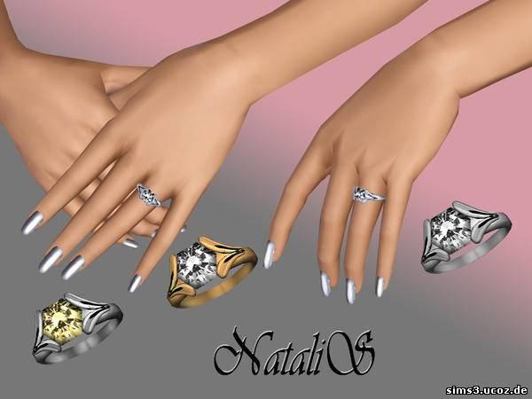 Женское кольцо