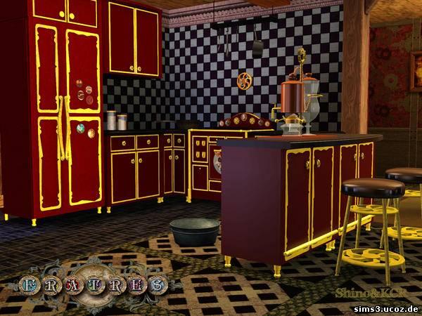 Sims 2 Лестницы Скачать