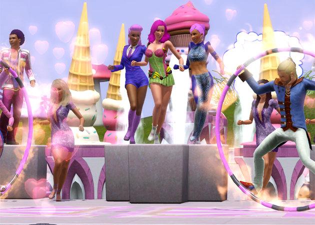 Pets Дополнение К Sims 2